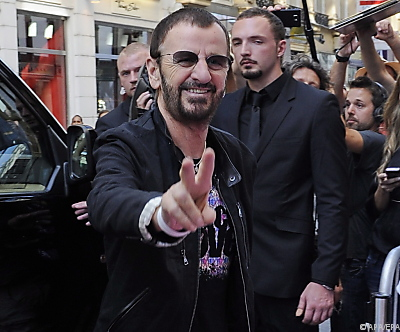 Exhibition in Vienna - The Art Of Ringo Starr